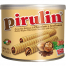 Barquillo de cacao de Pirulin (Lata de 300 g) – Caja de 24 unidades