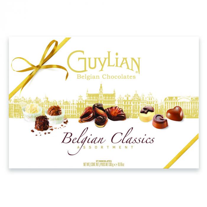 Belgian classics (Estuche de 430 g) – Caja de 6 unidades