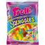 Gusanos brillantes de De Trolli (Bolsa 100 g) – Caja de 12 unidades