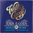 Milk of the gods de Willie's Cacao (Tableta de 50 g) – Caja de 12 unidades
