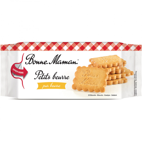 Petit beurre de Bonne Maman (Estuche de 175 g) – Caja de 8 unidades