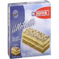 Tarta de milhojas de Jotis (Estuche de 532 g) – Caja de 5 unidades