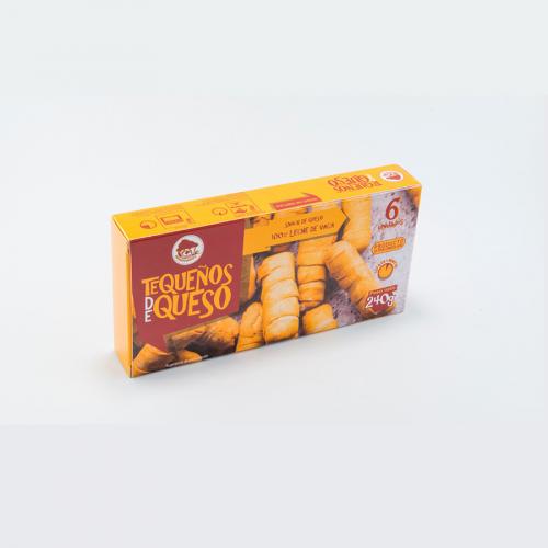 Tequeños congelados de Antojos Araguaney (240 g) – Caja de 12 unidades